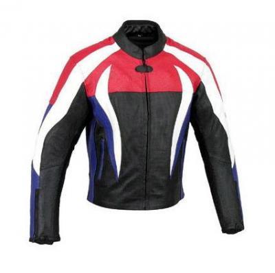 Leather Motorbike Jacket (Leder Motorrad Jacke)