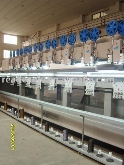 chenille embroidery machine (Chenille-Stickmaschine)