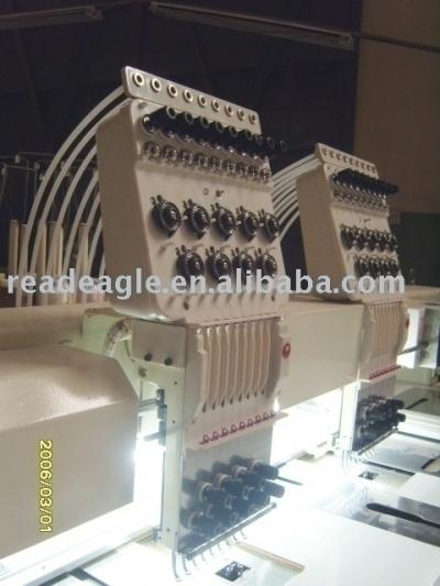 tufting embroidery machine (Tufting-Stickmaschine)