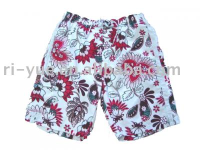 Beach Shorts-No.13 (Шорты-пляж   13)