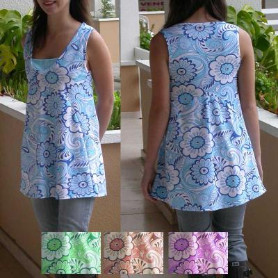 Ladies Fashion Clothes on Ladies Fashion Mini Tunic Dresses  3391612  Spring   Summer 2008