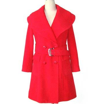 Women`s Cashmere Overcoat (Women`s Cashmere Overcoat
