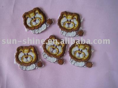 lion craft patches (патчей лев судов)