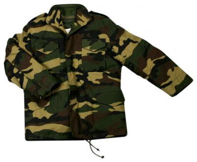 Camouflage Jacket (Куртка камуфляж)