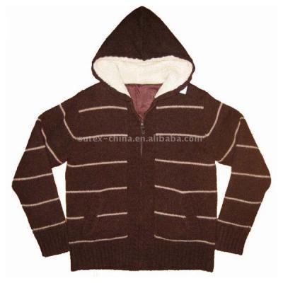 Men`s Knitted Sweater (Мужские трикотажные свитера)
