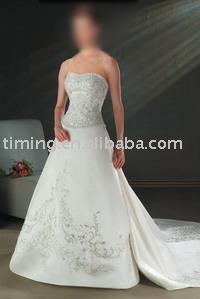 свадебные платья цветные.