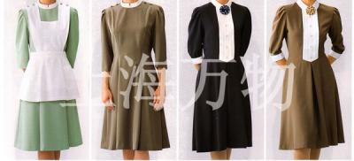 lady`s uniform suit,clothes,working clothes (lady`s uniform suit,clothes,working clothes)