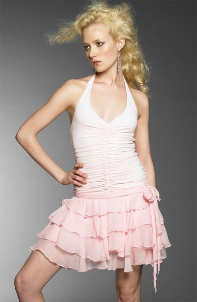 Фото шифоновых платьев