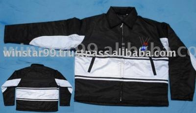 Motor Bike Jacket (Motorrad-Jacke)