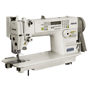 Single Needle Straight Computer-Controled Lock Stitcher (Model: Xj2-211)