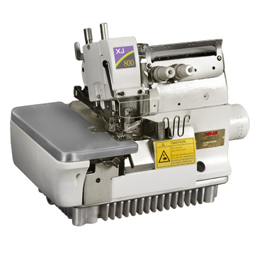 High-Speed Chainstitch Overlock Machine (Model: Xj-822) (High-Speed Kettenstich Overlock (Modell: XJ-822))