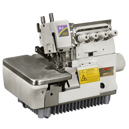 5 Thread Overlock Sewing Machi (Model: Xj-832)