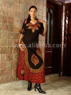 Long Dress (Длинное платье)