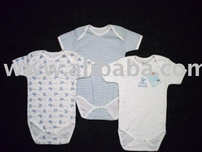 Infant Garments, T-Shirts , Pajamas (Infant Bekleidung, T-Shirts, Schlafanzüge)