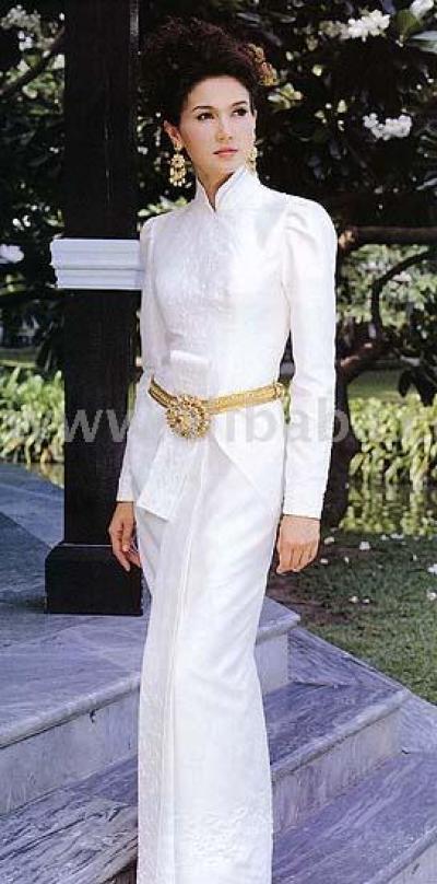 Evening Wear - Traditional Thai Fashion