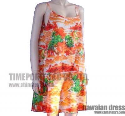 Hawaiian Dress (Гавайский платье)