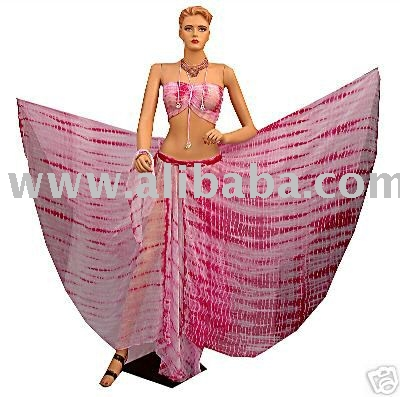 Tiedyed Costume (Tiedyed костюм)