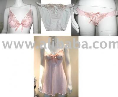 Ladies Bra + Brief Sets (Дамы Бра + краткое наборы)