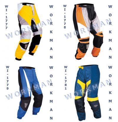 Motocross Trousers (Motocross Hosen)