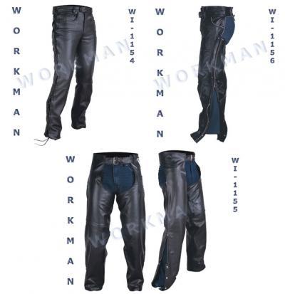 Leather Trousers / Chaps (Lederhosen / Chaps)
