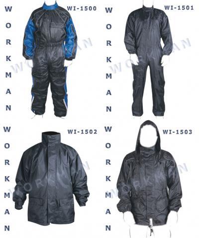 Motorbike Textile Rain Suits (Motorrad Textil Regen Suits)