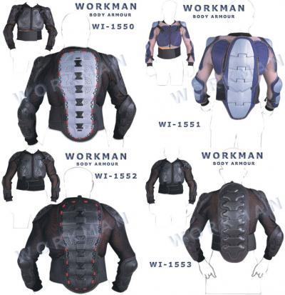 Motorbike Body Armours (Motorrad-Body Rüstungen)