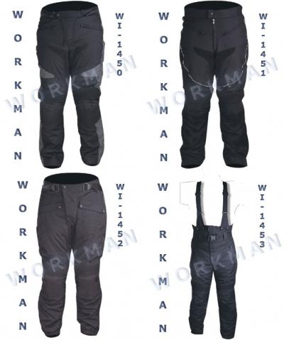 Motorbike Textile Trousers (Motorrad Textil-Hose)