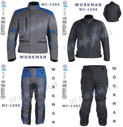 Motorbike Textile Suits (Motorrad Textilanzüge)