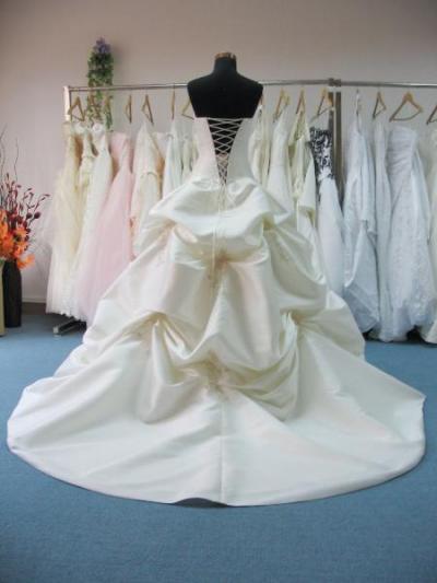 Custom Bridal Gown (Пользовательские Свадебные платья)