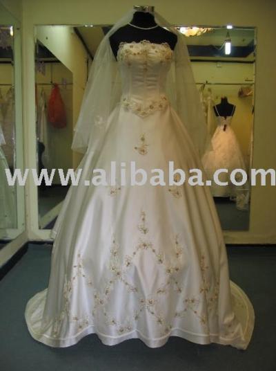 Custom Bridal Gown, (Пользовательские Свадебные платья,)