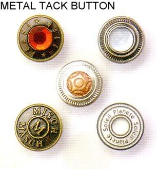 Metal Jeans Button (Металл джинсы кнопки)