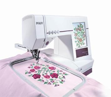 Embroidery Machines (Machines à broder)