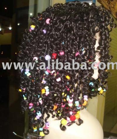 Hair Beads (Волосы бусы)