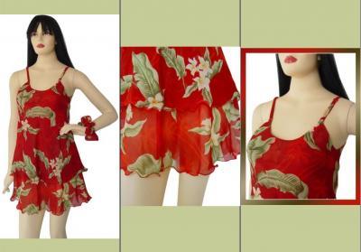 Stunning Chiffon Tube Dress (Потрясающие Шифон Tube платье)