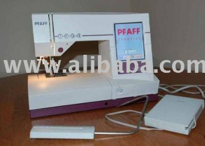 Pfaff Creative 2170 With Software Package Sewing Machine (Pfaff creative 2170 Avec Progiciels de machine à coudre)
