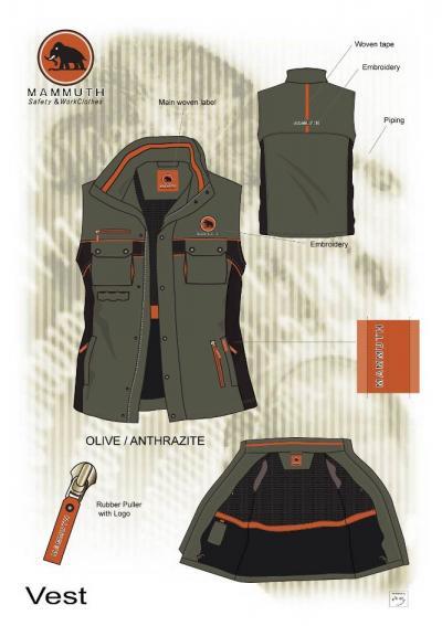 Work Vest (Работа Vest)