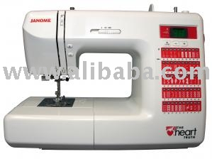 Janome Ht2008 Sewing Machine, 50 Stitch Computer Sewing (Ht2008 Janome Sewing Machine, 50 Computer Stitch Sewing)