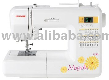 Anome Sewing Machine 30 Stitch Computerized 7330 New (Anome Nähmaschine 30 Stitch New Computerized 7330)