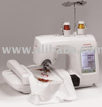 Singer Quantum XL-6000 Sewing %26 Embroidery Machine