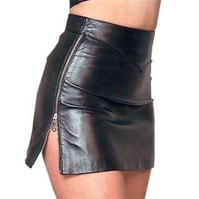 Mini Leather Skirts (Юбки мини кожа)