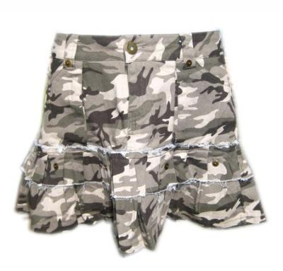 Certainly sexy camo skirts possible