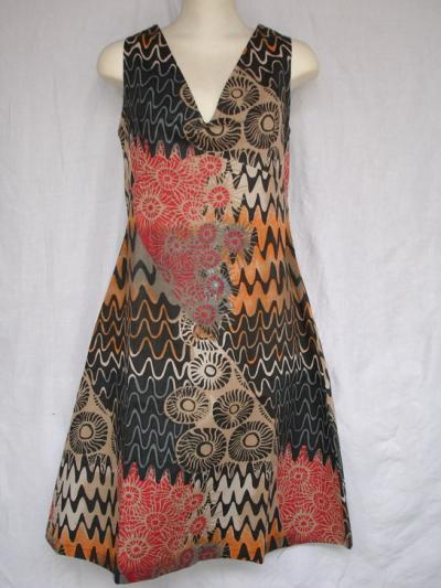 Cotton Dress (Ситцевом платье)