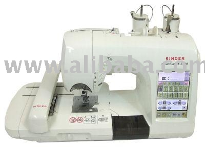 Singer Quantum XL-5000 Computerized Sewing Machine (Singer Quantum XL-5000 Automatisiert Nähmaschine)