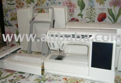 Viking Designer Se-ESS Embroidery Machine (Viking Designer Se-ESS Stickmaschine)