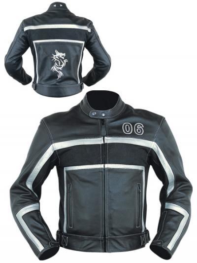 Leather Motorbike Jackets (Vestes en cuir deux-roues)
