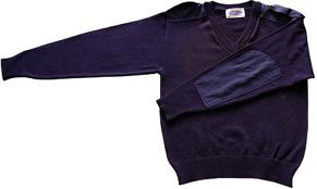 Military Sweater (Военные Свитер)
