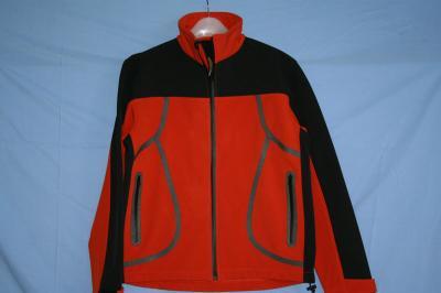 Soft Shell Performance Jacket With Laser Cut (Soft Shell спектакля куртка с Лазерная резка)