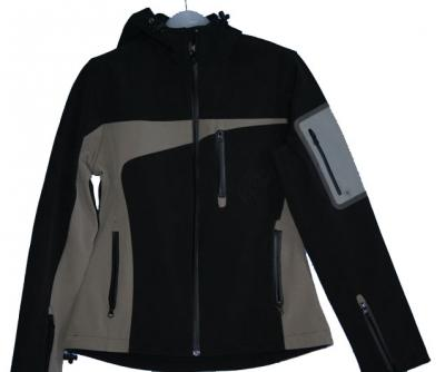 Softshell Jacket With Laser Cut Pocket (Softshell куртка с Лазерная резка Pocket)