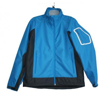 Softshell Jacket With Laser Cut (Softshell куртка с Лазерная резка)