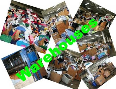 Asia Wholesale Fashion Clothes on Graders  Packers  Traders And Brokers Of Used Clothing  Wholesale  Sec